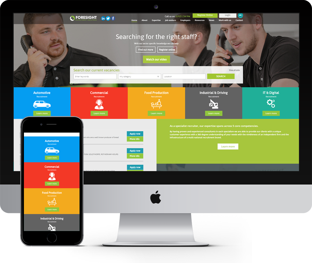 website build