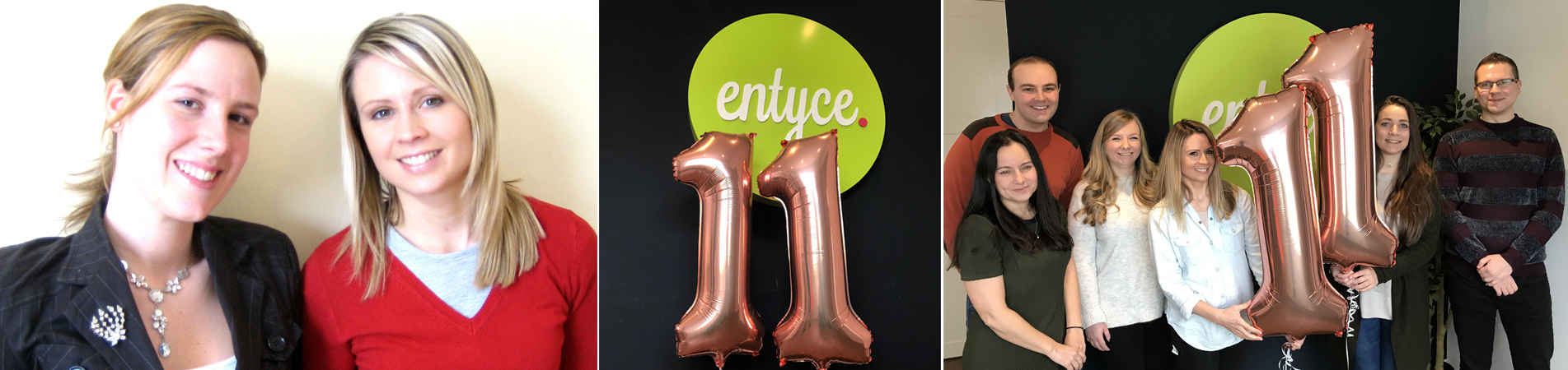 Entyce Creative turns 11