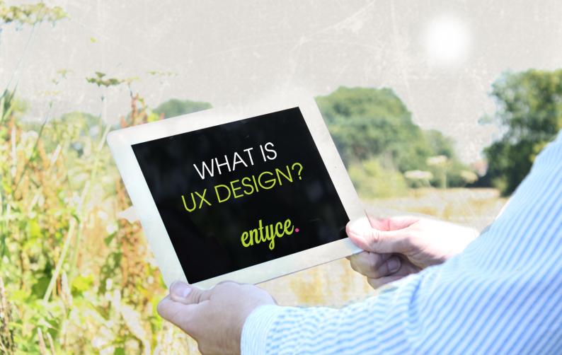 what is ux website design