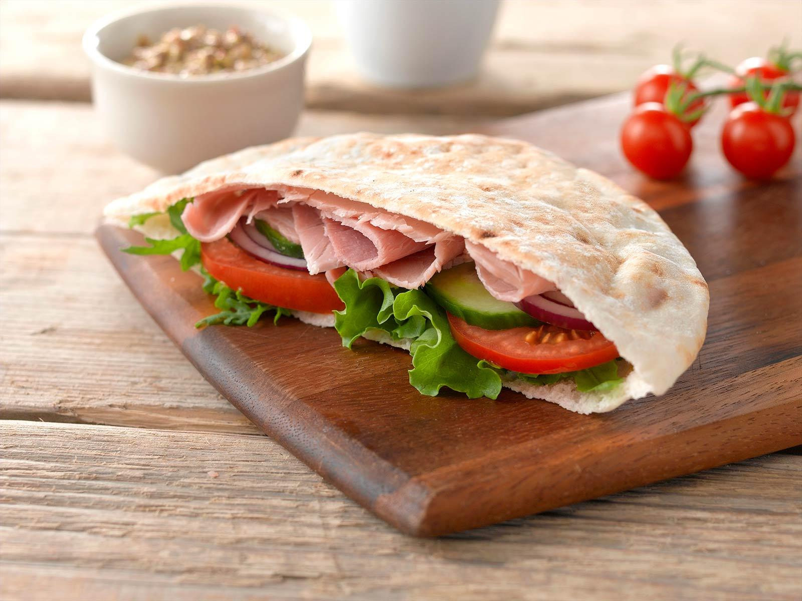 warburtons pitta bread