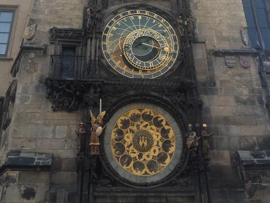 From Prague