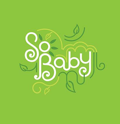 So baby logo