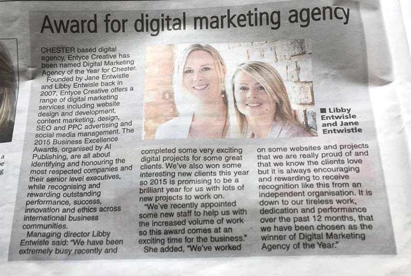 entyce-digital-agency-award-coverage