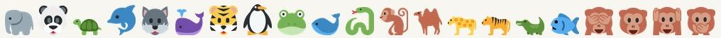 endangered-emoji-examples