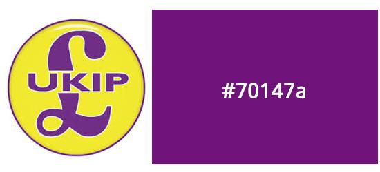 UKIP purple