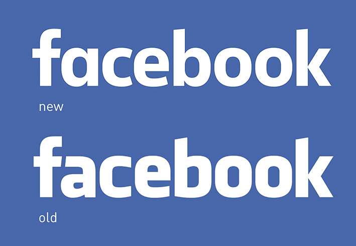 facebook reveal new logo