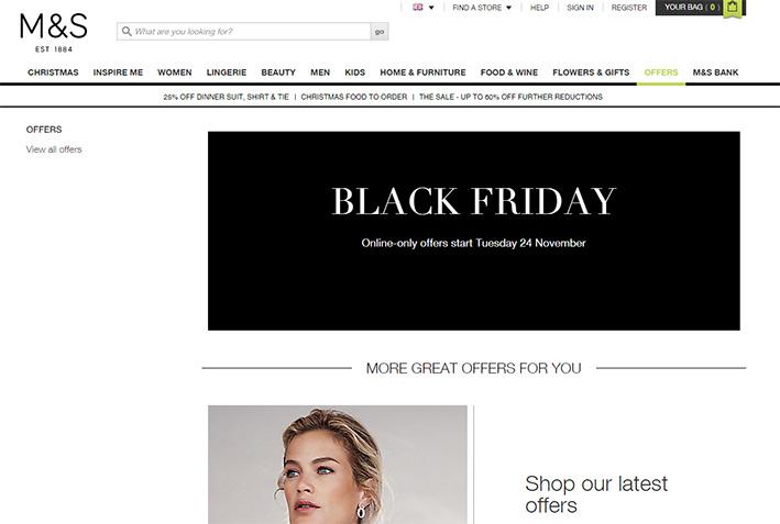 M&S-website-black-friday
