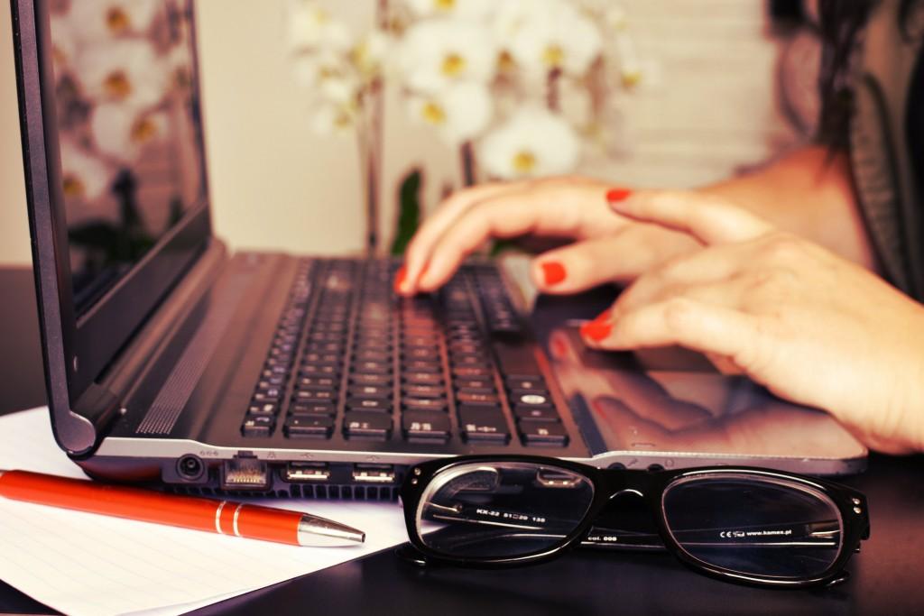 Writing-a-blog