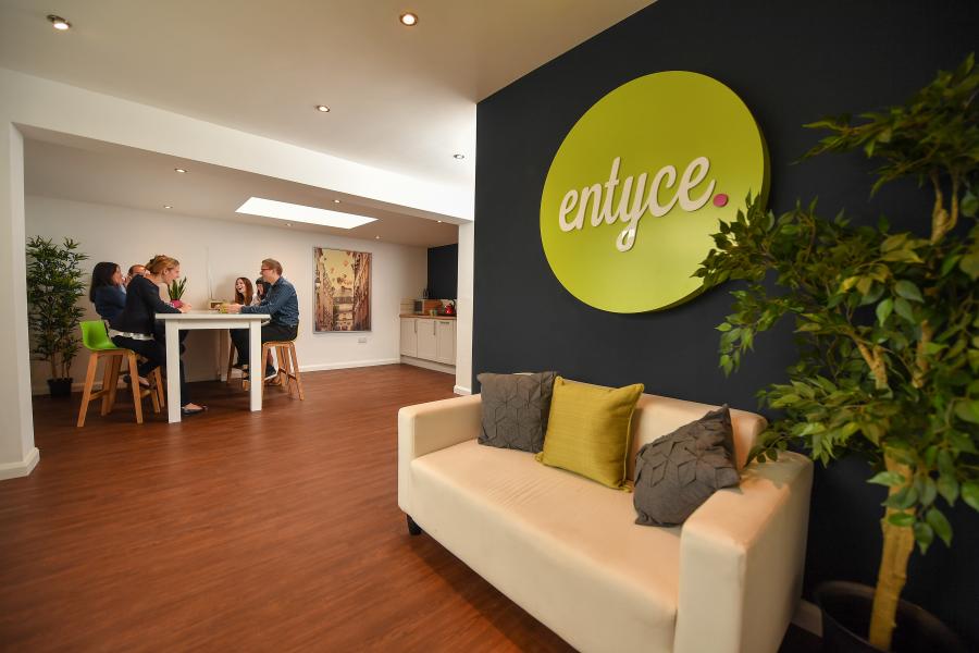 Entyce team meeting