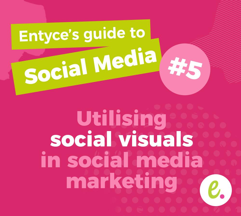 visuals for social media marketing