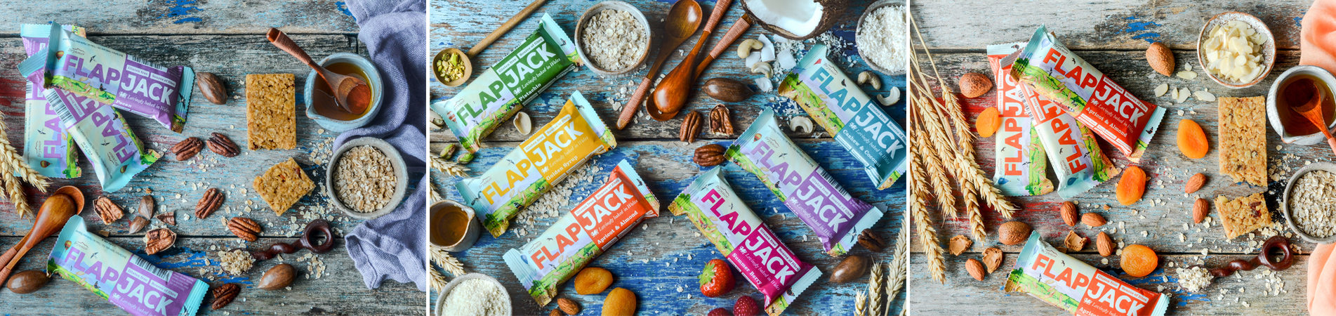 New website launched for flapjack brand Brynmor