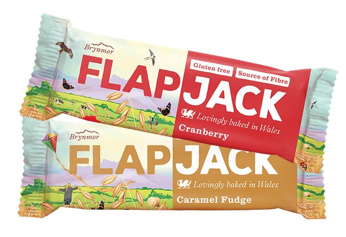 Brynmor flapjacks