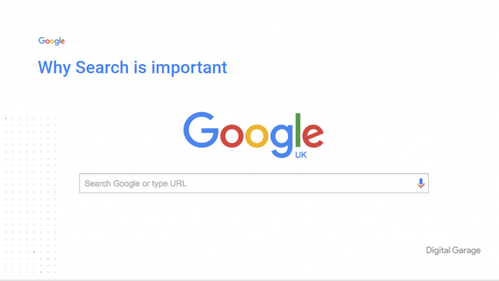 Great advice from Google