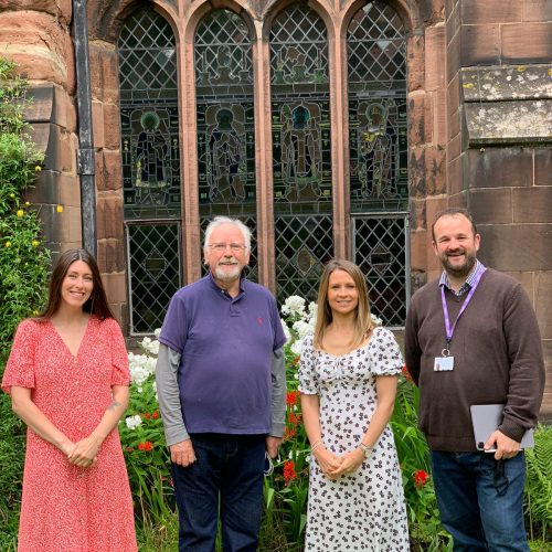 Chester Cathedral chooses Entyce!