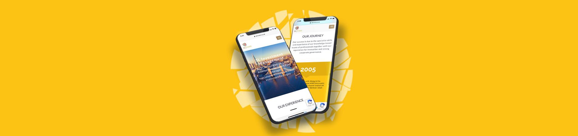 SL Invest website reveal