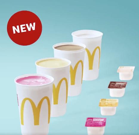 McDonald's Milkshake April Fools' Day Joke