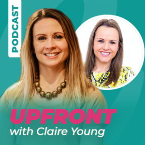 Upfront with Jane - Claire Young