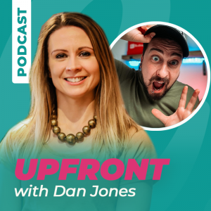 Upfront with Jane - Dan Jones (Aspie World)