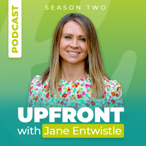 Upfront with Jane Season Two is here!