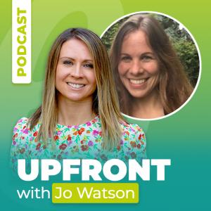 Upfront with Jane - Jo Watson