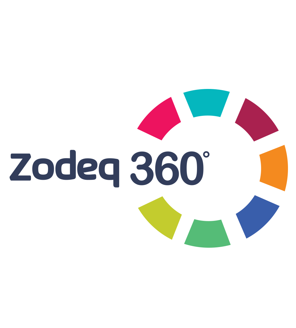 Zodeq 360 branding