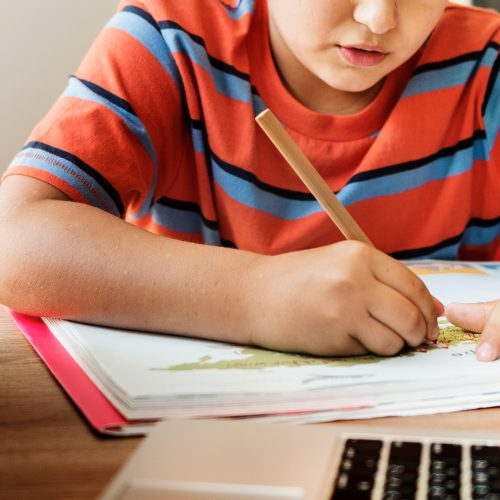 Home schooling. Are your little cherubs driving you crazy yet?