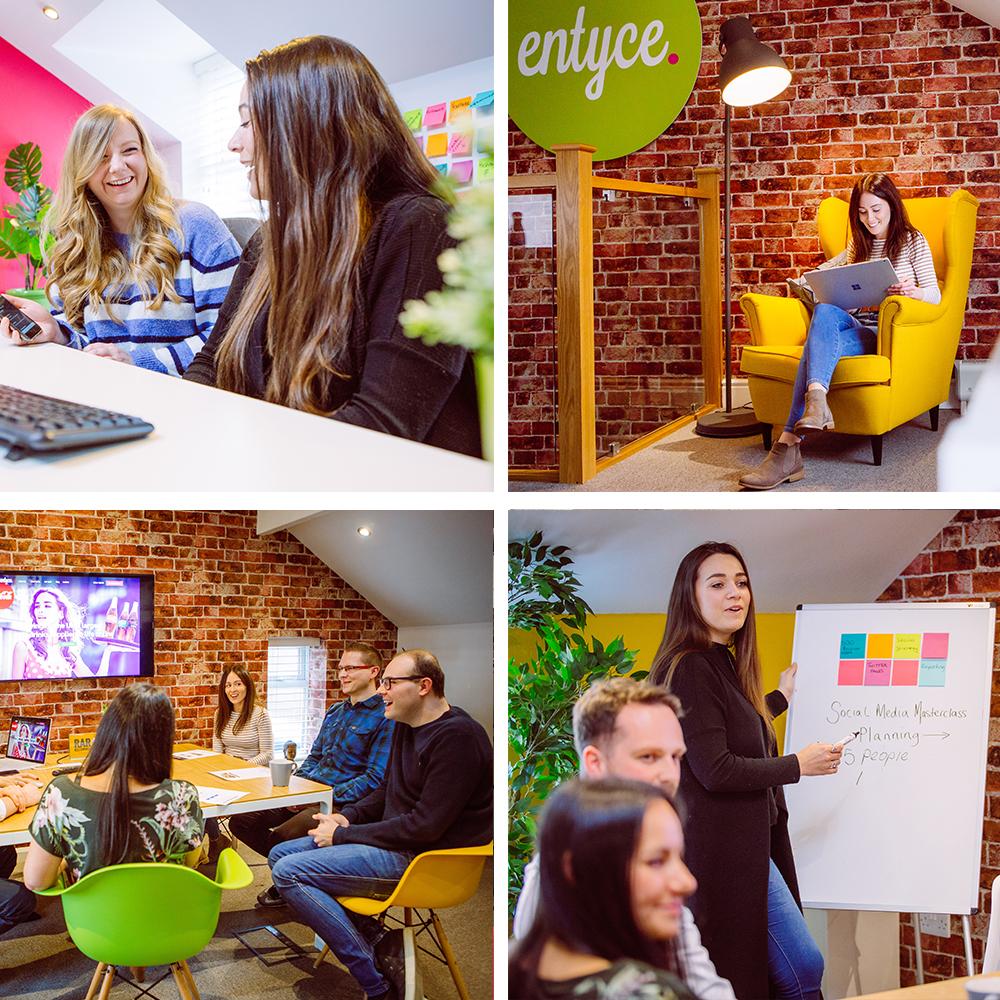 entyce work culture